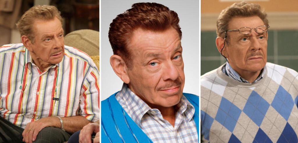 Jerry Stiller schlüpft in King of Queens in die Rolle von Arthur Spooner