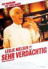 Leslie Nielsen ist sehr verdächtig - Poster