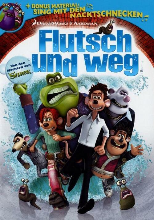 Flutsch Und Weg Film 2006 Moviepilot De
