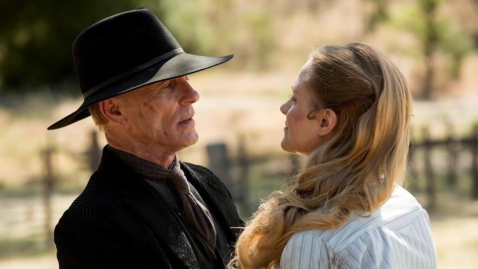 Westworld, Westworld Staffel 1 mit Ed Harris und Evan Rachel Wood