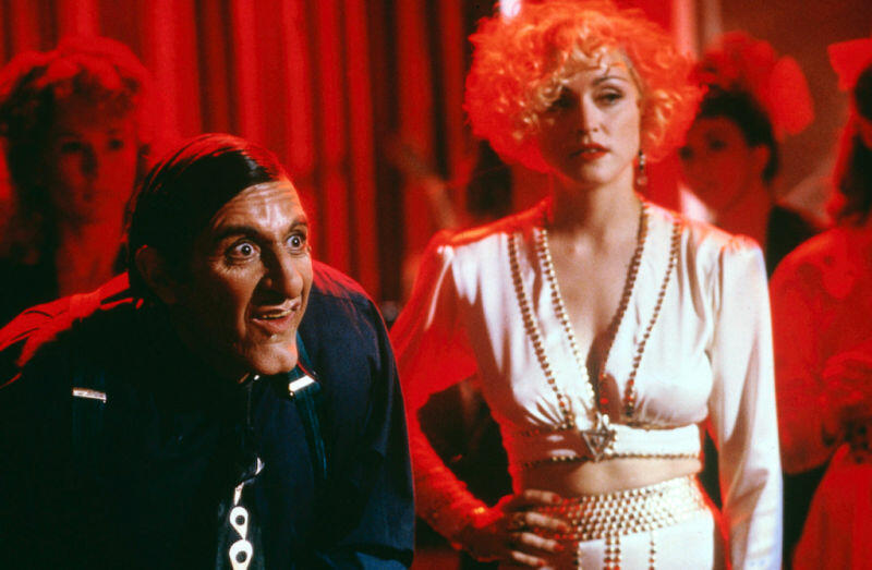 Dick Tracy mit Al Pacino und Madonna