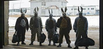 Bild zu:  Bad Easter Bunnies