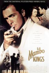 Mambo Kings - Poster