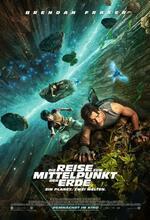Die Reise zum Mittelpunkt der Erde Poster