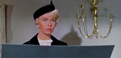 Doris Day in Bettgeflüster