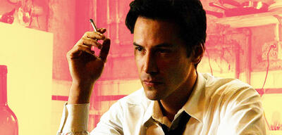 Keanu Reeves als Constantine