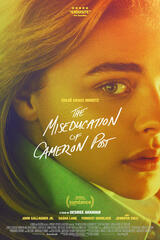 The Miseducation of Cameron Post - Poster