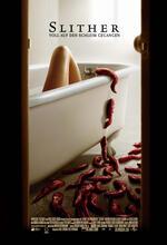 Slither - Voll auf den Schleim gegangen Poster