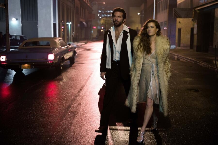 American Hustle mit Bradley Cooper und Amy Adams