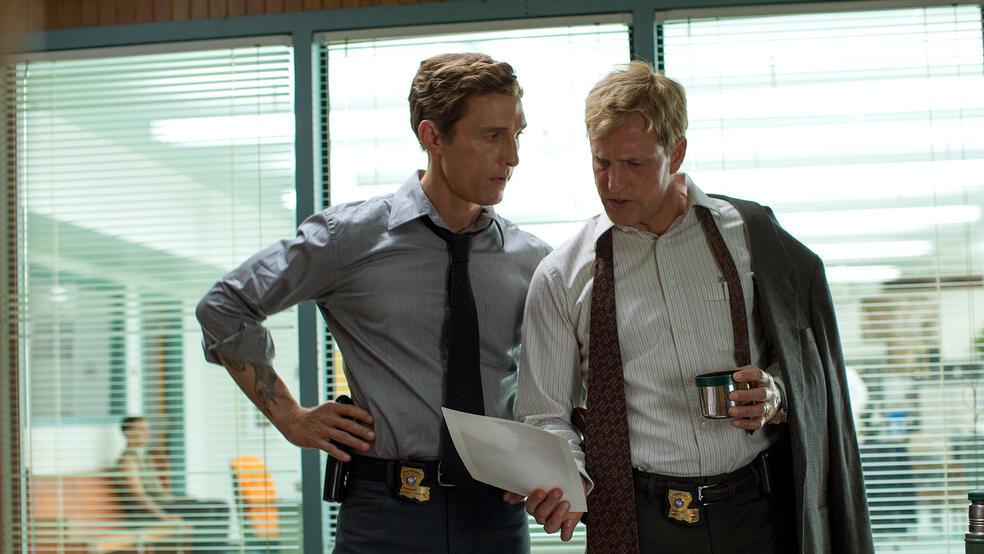 True Detective, True Detective Staffel 1 mit Woody Harrelson und Matthew McConaughey