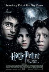 Harry Potter und der Gefangene von Askaban - Poster