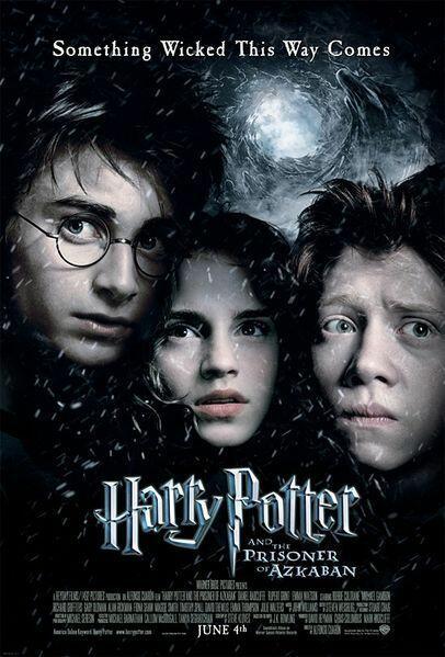 Harry Potter und der Gefangene von Askaban mit Emma Watson, Daniel Radcliffe und Rupert Grint