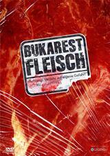 Bukarest Fleisch - Poster