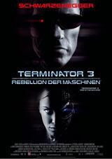 Terminator 3 - Rebellion der Maschinen - Poster