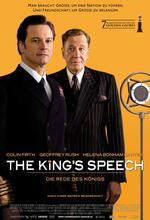 The King's Speech - Die Rede des Königs Poster