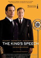 The King's Speech - Die Rede des Königs - Poster