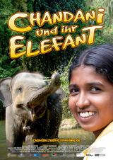 Chandani und ihr Elefant - Poster
