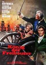König der Freibeuter - Poster
