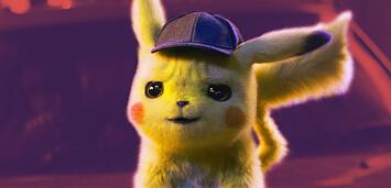 Bild zu:  Pokémon: Meisterdetektiv Pikachu