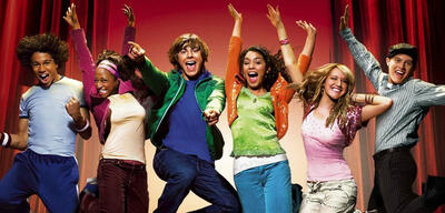 Der Cast von High School Musical