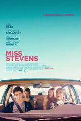 Miss Stevens - Poster