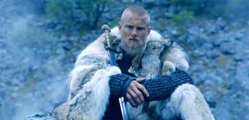 Bild zu:  Alexander Ludwig als Björn in Vikings
