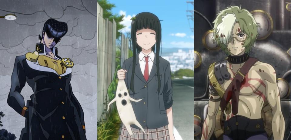 Die Große Anime Saison Extravaganza Frühling 2016 Teil 1