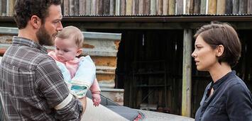 Bild zu:  The Walking Dead - Wie heißt denn nun Maggies Baby?
