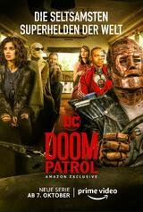 Doom Patrol - Staffel 1 - Poster