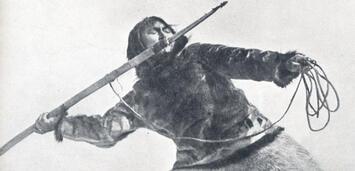 Bild zu:  Nanuk, der Eskimo