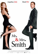 Mr. & Mrs. Smith - Poster