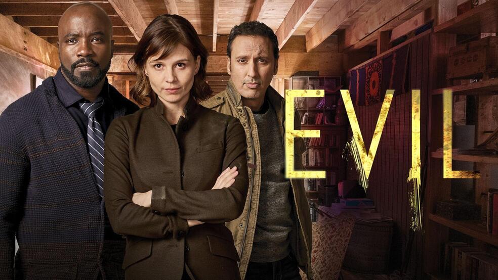 Evil, Evil - Staffel 1