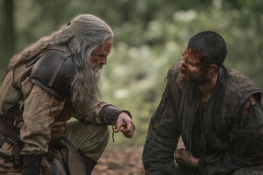 Knightfall - Staffel 2 mit Mark Hamill und Tom Cullen