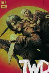 The Walking Dead - Staffel 10 - Poster