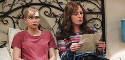 Anna Faris und Allison Janney in Mom