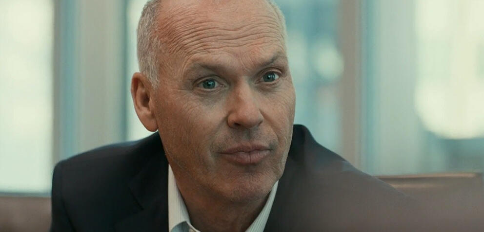 Michael Keaton in Spotlight