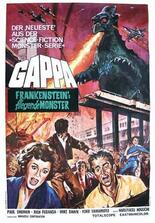 Gappa - Frankenstein's fliegende Monster