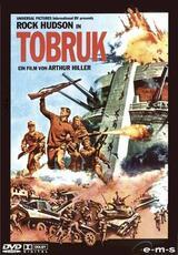 Die Kanonen von Tobruk - Poster