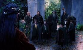 Der Herr der Ringe: Die Gefährten mit Ian McKellen, Viggo Mortensen, Orlando Bloom, Elijah Wood, Sean Astin, Dominic Monaghan und Billy Boyd - Bild 11