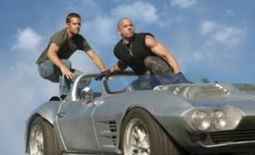 Fast & Furious Five mit Vin Diesel und Paul Walker - Bild 1