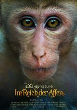 Im Reich der Affen - Poster