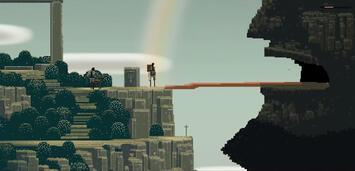 Bild zu:  Positives Beispiel für positive Frauenbilder in Games: Superbrothers: Sword & Sorcery EP