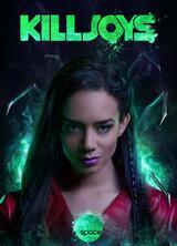 Killjoys - Staffel 4 - Poster