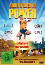 Adventures of Power - Poster