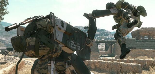Hat Konami ein Kojima-Studio hochgenommen?