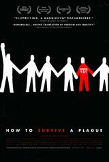 How to Survive a Plague - Poster