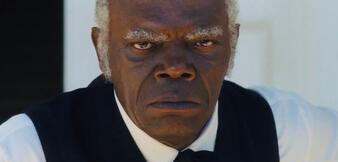 Samuel L. Jackson in Django Unchained