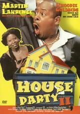House Party 2 - Poster