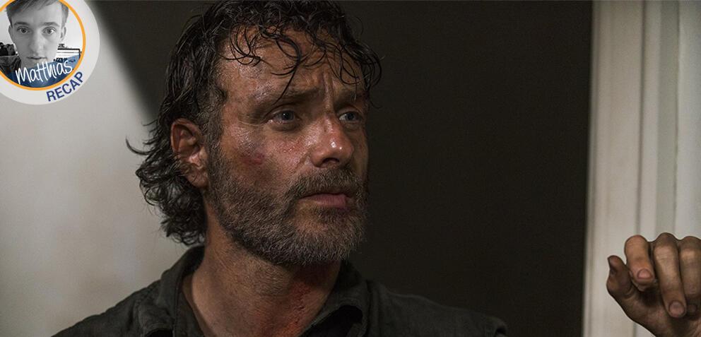 The Walking Dead - Staffel 8, Folge 3: Monsters