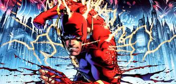 Bild zu:  The Flash Cover
